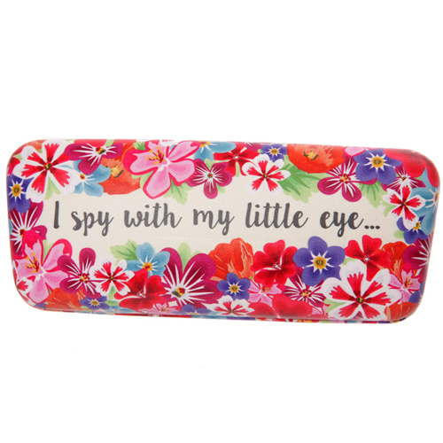 Brillenkoker I spy... - wit