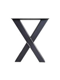 X-poot 5 x 5 cm voor bankje