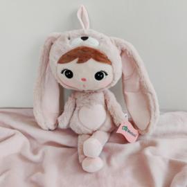 Metoo - Poederroze konijn