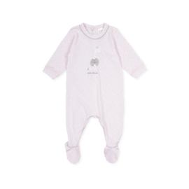 Tutto Piccolo - Roze babypakje met giraf