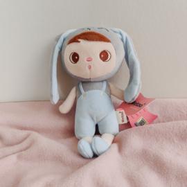 Metoo - Blauwe konijn mini