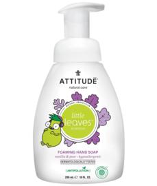 Attitude Little Leaves - Handzeep - vanille pear
