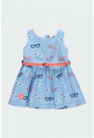 Boboli - Blauw jurkje