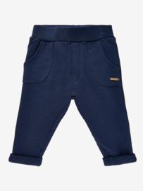 Minymo - Blauw broekje voor jongens