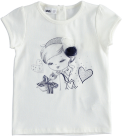 ido - T-shirt 'Parisienne'