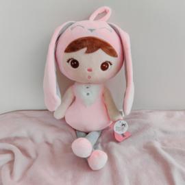 Metoo - Roze konijn
