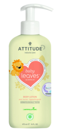 Attitude Baby Leaves - Body lotion - pear nectar