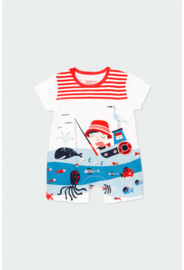 Boboli - Zomerpakje 'At Sea' voor baby jongens