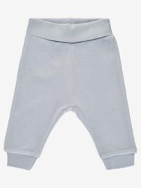 Fixoni - Velours broekje babyblauw