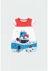 Boboli - Zomerpakje 'At Sea' voor baby meisjes