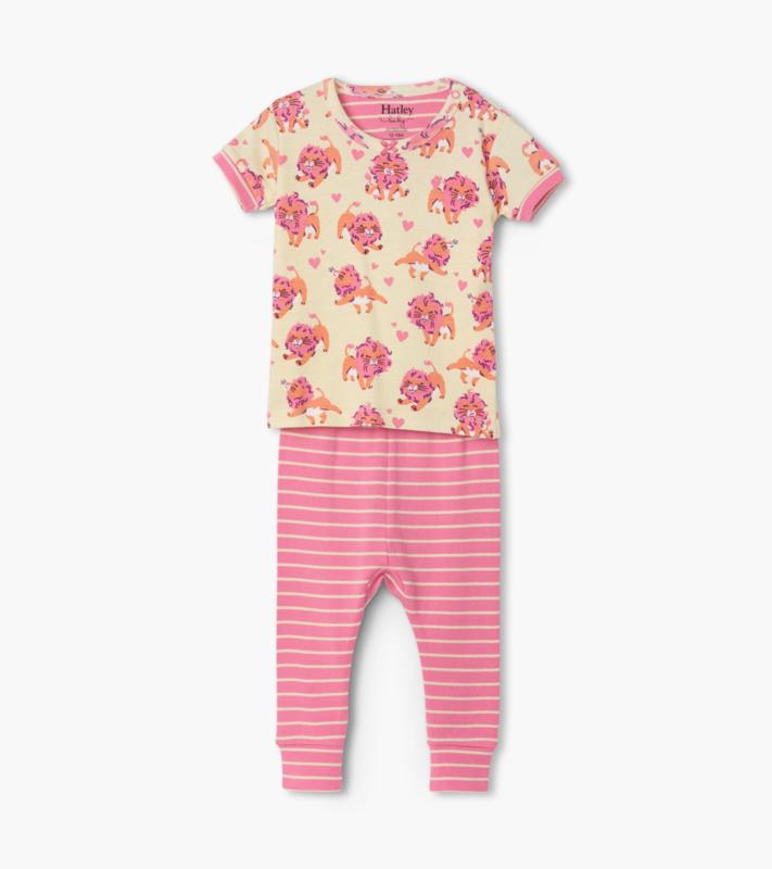 Hatley - Baby pyjama - Lovely Lions