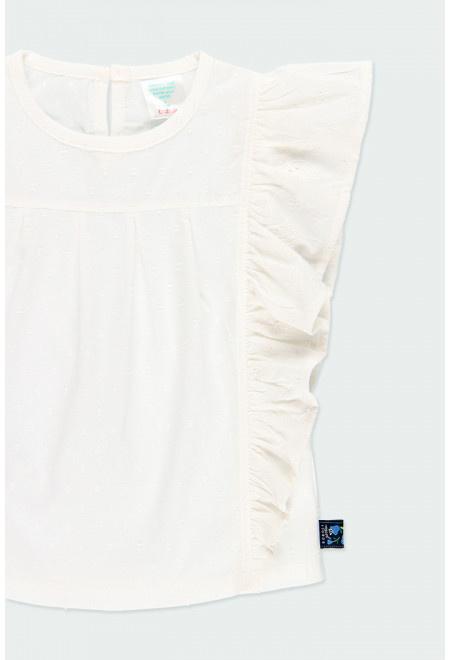 Boboli - Off white blouse