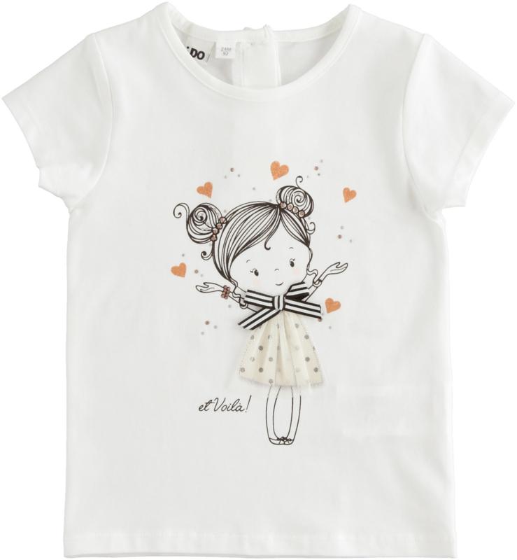 ido - T-shirt 'Cute Girl'