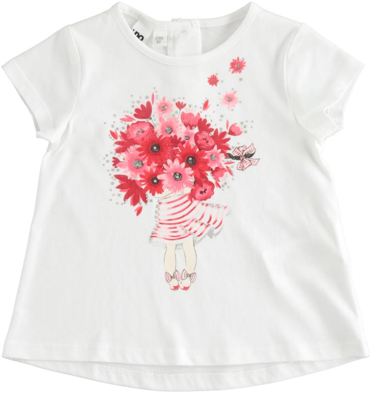 ido - T-shirt 'FlowerGirl'