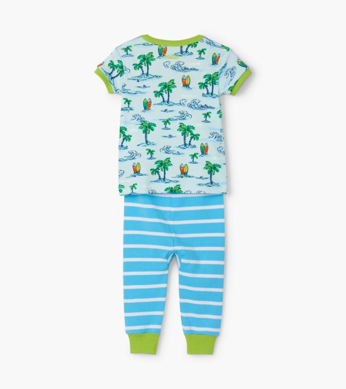 Hatley - Baby pyjama - Hawaiian Tropics