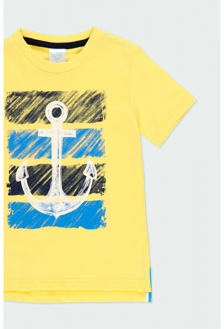 Boboli - Gele t-shirt