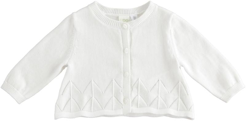 ido - Witte cardigan