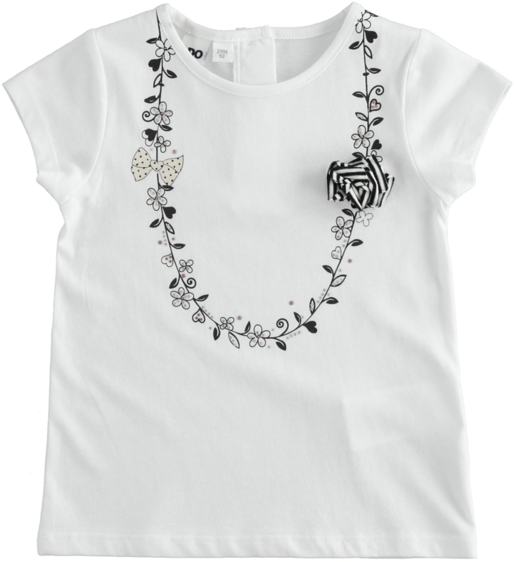 ido - T-shirt 'Flowers'