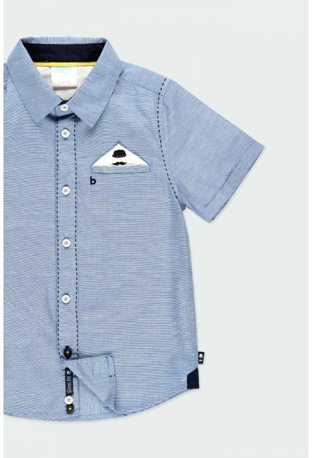 Boboli - Blauw hemdje