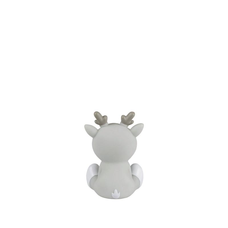 Flow - Nachtlampje Deer Fabian Grijs