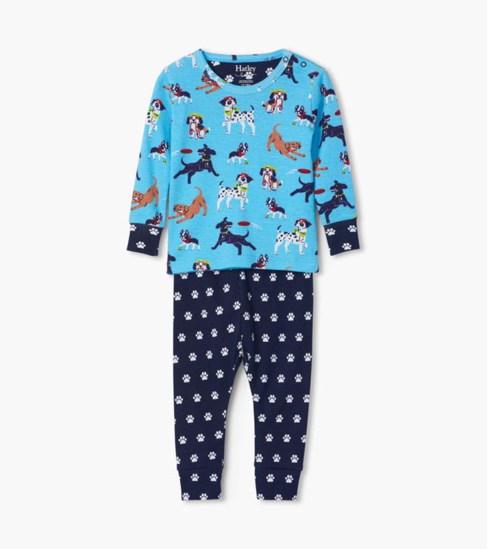 Hatley - Baby pyjama - Playful Pups