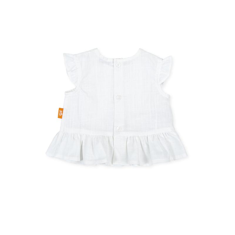 Tutto Piccolo - Witte blouse
