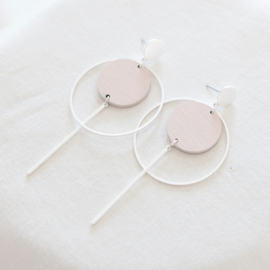 SILVER.02 PINK (x2)