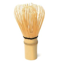 Chasen - bamboe matcha-klopper