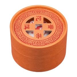 Luxe doosje met 100g China Yunnan Pu Erh Toucha