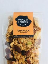 Granola Pecan & Kaneel