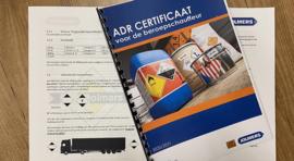 ADR basis opleiding