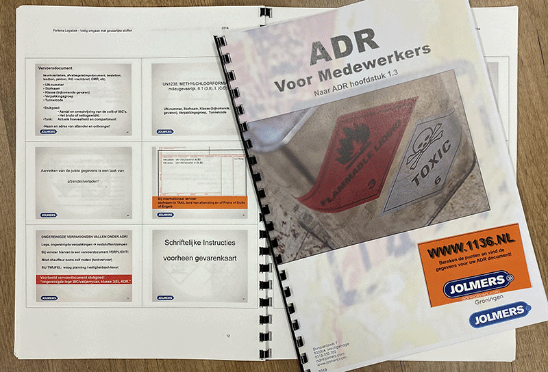 ADR Awareness 1.3 per e-learning