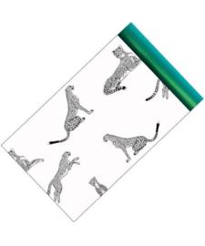 Cadeauzakje | Leopard groen