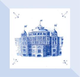 Kurhaus hotel | Tegel | Per 3 stuks