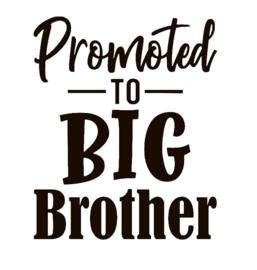 Strijkapplicatie big brother