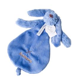 Happy horse knuffeldoek Deep Blue