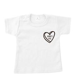 T-shirt Daddy's girl