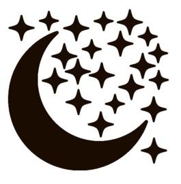 Manen en sterren