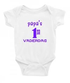 Rompertje papa's 1ste vaderdag