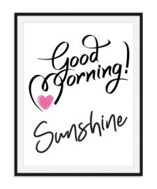 Good morning sunshine - Poster