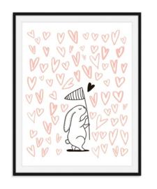 Vang de liefde poster - nummer 2