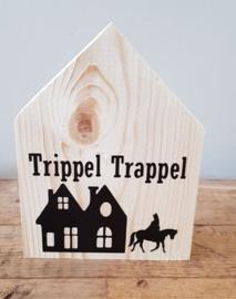 Sinterklaas huisje Trippel Trappel