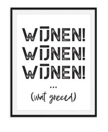 Wijnen Wijnen Wijnen poster