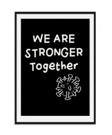 Stronger together - Poster