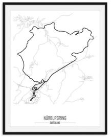 Nürburgring - Minimalistisch