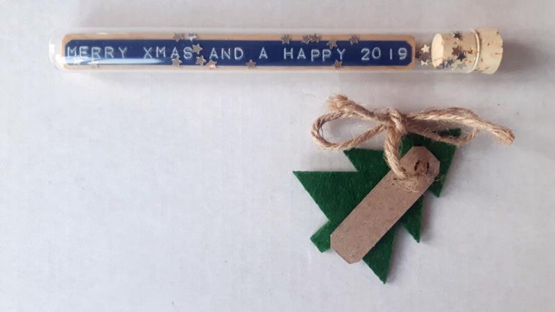 Merry Xmas Happy 2020 - Flessenpost