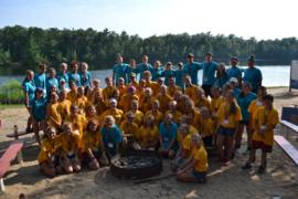 Kids' Camp 7th-9th grade: July 11-16 (Sun-Fri)