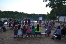 Kids' Camp 4th-6th grade: July 4-9 (Sun-Fri)