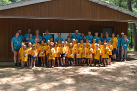 Kids' Camp 1st-3rd grade: June 27-29 (Sun-Tues)