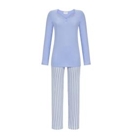 Pyjama lange mouw Ringella blauw
